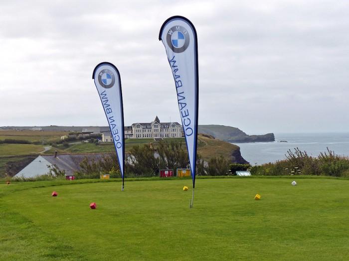 Ocean BMW Charity Golf Day 2013 at Mullion Golf Club.