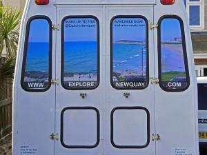 Explore Newquay Ad